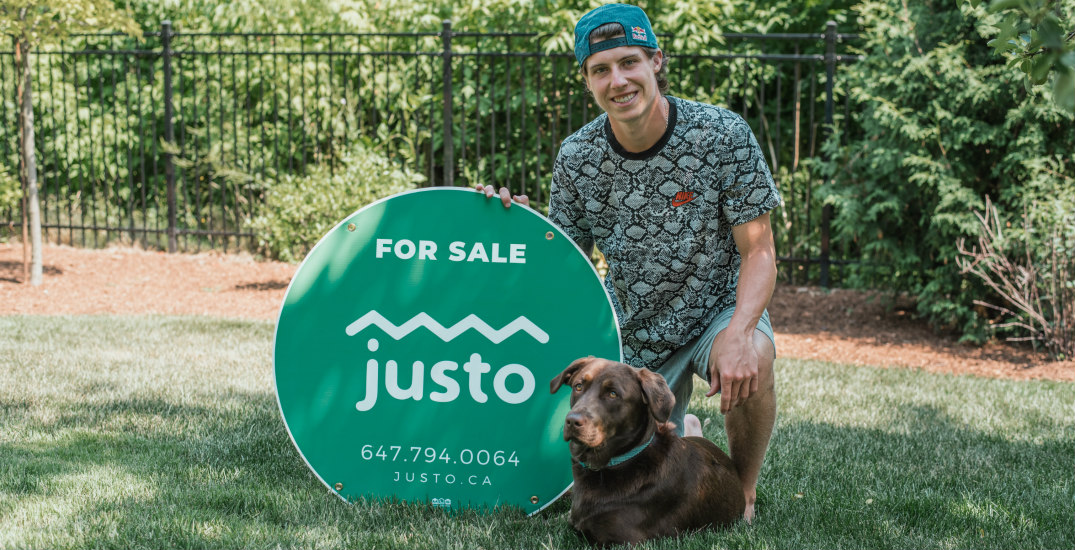 Leafs' Mitch Marner invests in GTA real estate brokerage Justo