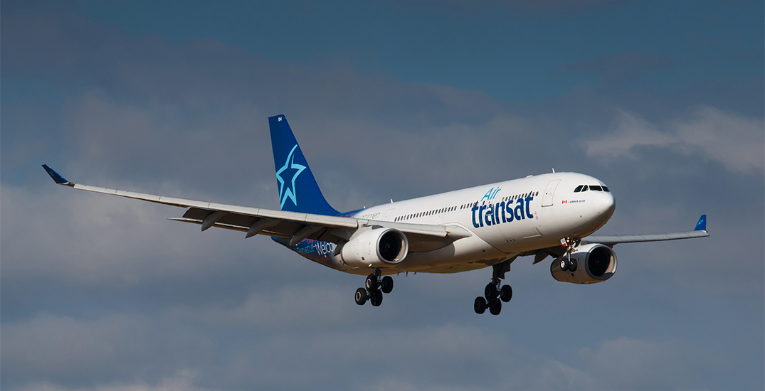 Air Transat making its first commercial flight after months without service