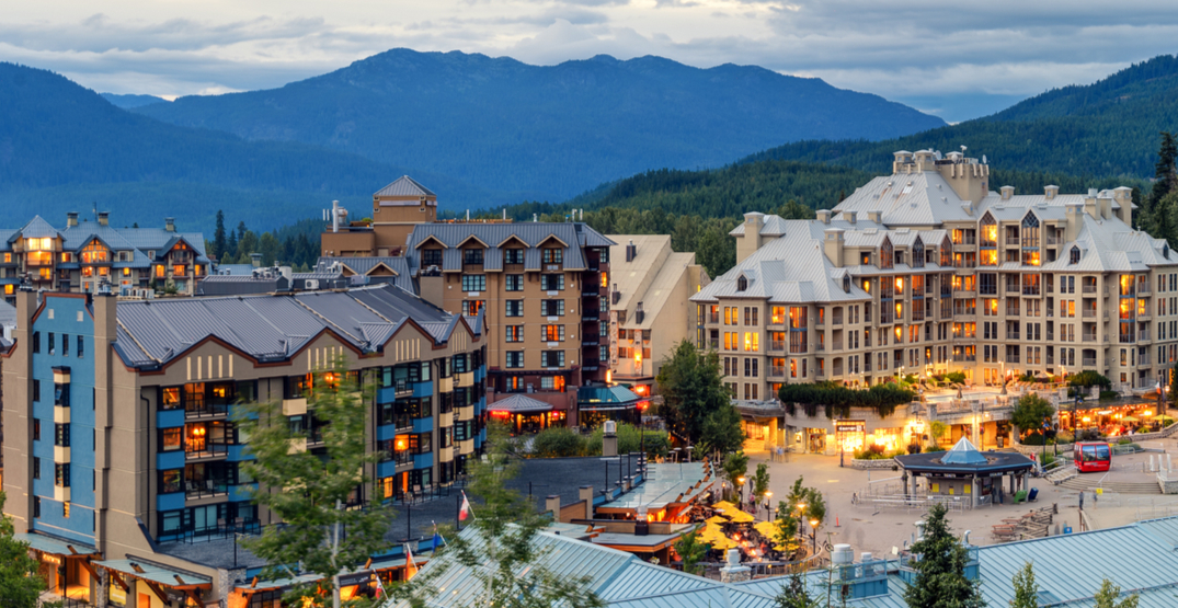 "Whistler reminds visitors that ""COVID-19 is not on vacation"""