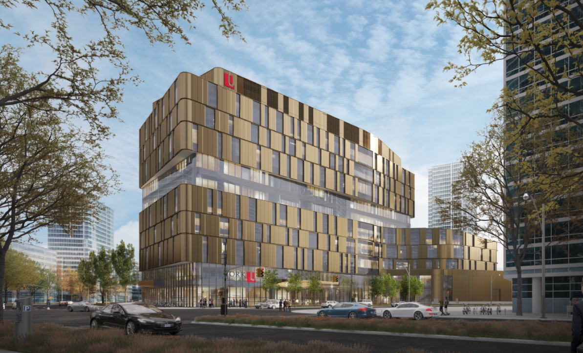 Ontario to support York University's new Markham campus