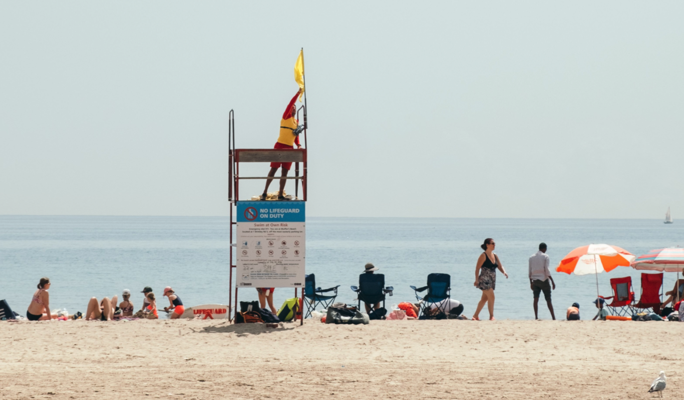 Two Toronto beaches are unsafe for swimming due to high E. coli levels