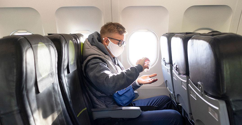 Coronavirus case identified on recent flight departing Edmonton