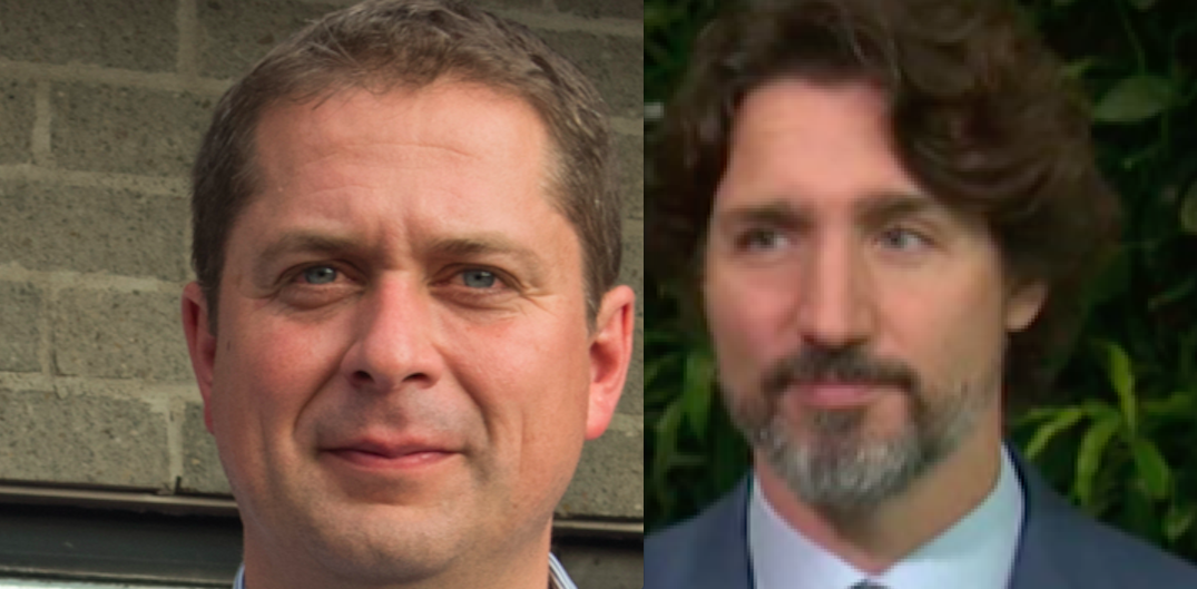 Andrew Scheer says Justin Trudeau should resign for WE connection