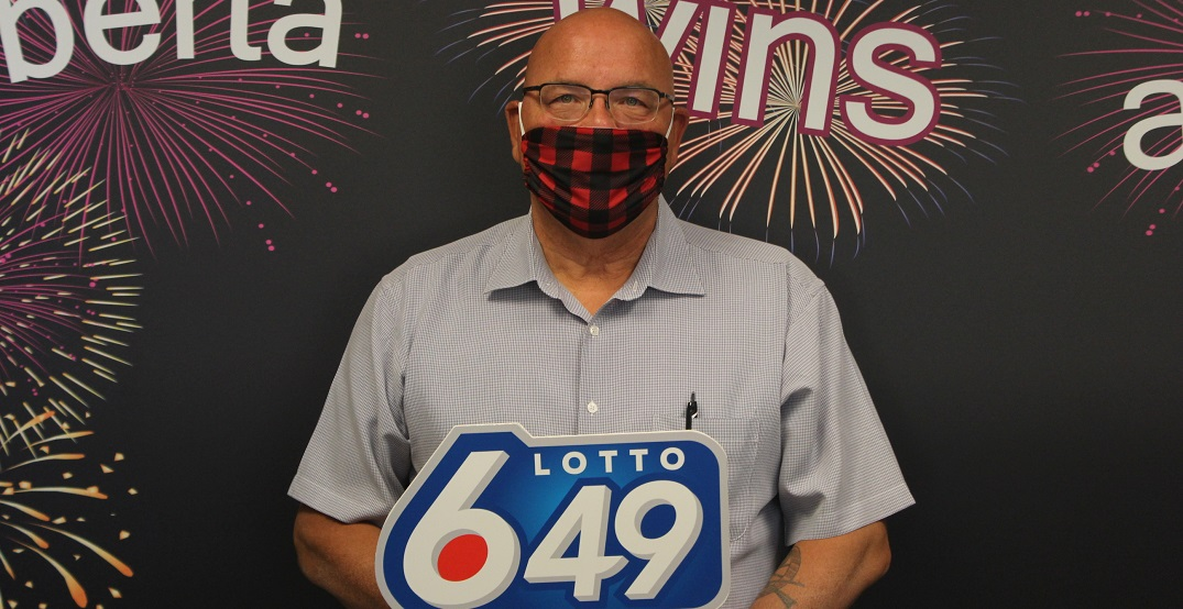 """Calgary man wins $6 million using """"wrong"""" lottery numbers"""