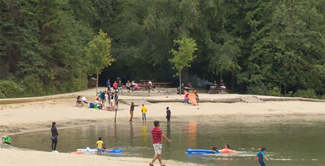 High E. coli levels reported at Metro Vancouver beach