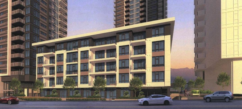 602-618 Clarke Road 625 Como Lake Avenue 620 Lea Avenue Coquitlam
