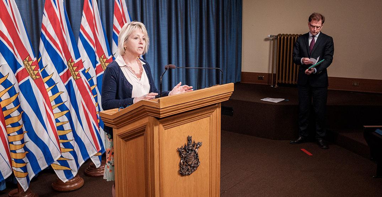 BC announces dozens more coronavirus cases over the weekend