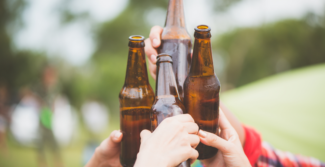 Vancouverites might actually be able to legally drink alcohol in parks soon