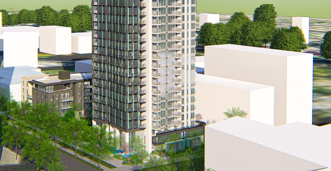 31-storey condo tower and YWCA family housing proposed for Metrotown