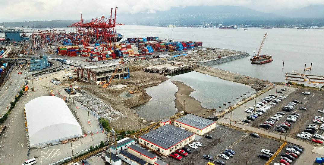 How the port authority's work is creating jobs for British Columbians