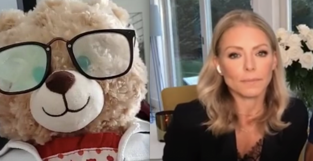 Kelly Ripa asks for safe return of Vancouver woman's missing teddy bear
