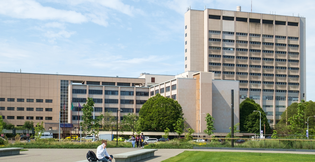 UW Medical Center named the top hospital in Washington State