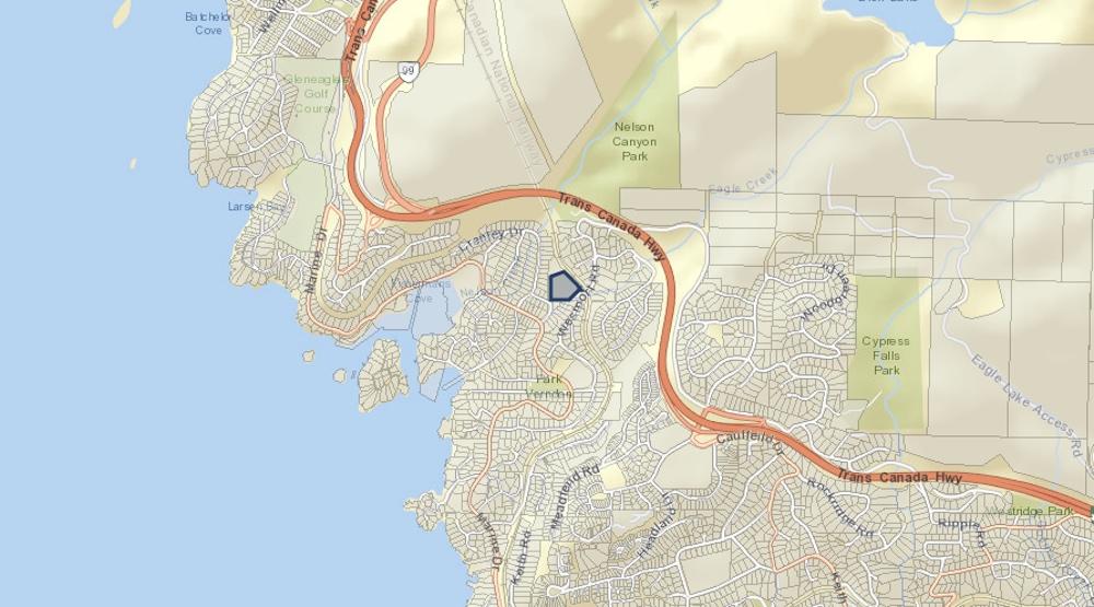 aquila eagle harbour west vancouver Sterling Pacific Developments