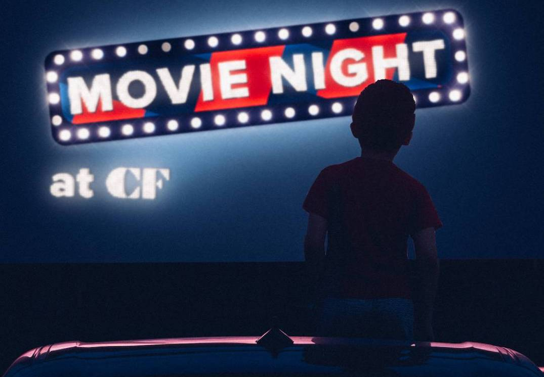Toronto mall hosting drive-in movie theatre in its parking lot this summer