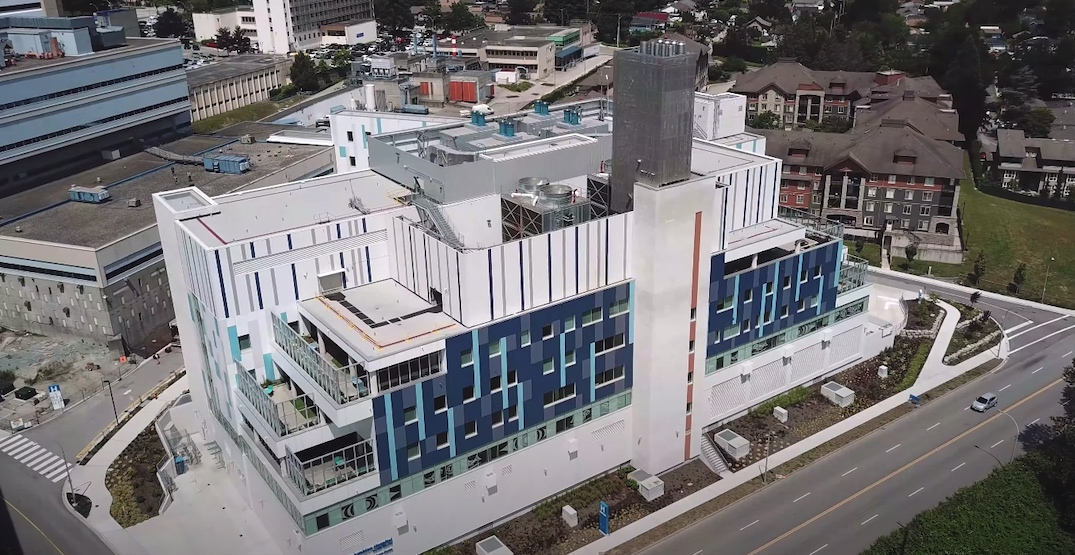 Royal Columbian Hospital Mental Health and Substance Use Wellness Centre