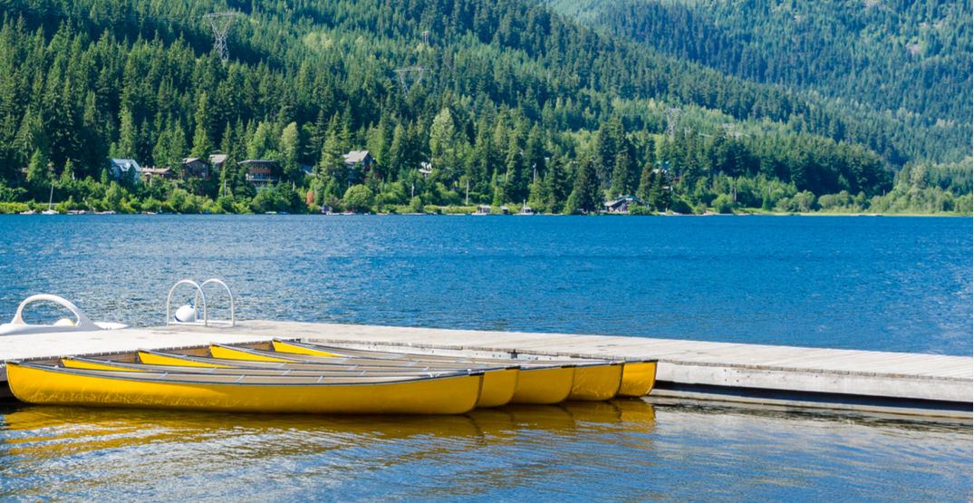 Vancouver man dies after being pulled from lake in Whistler