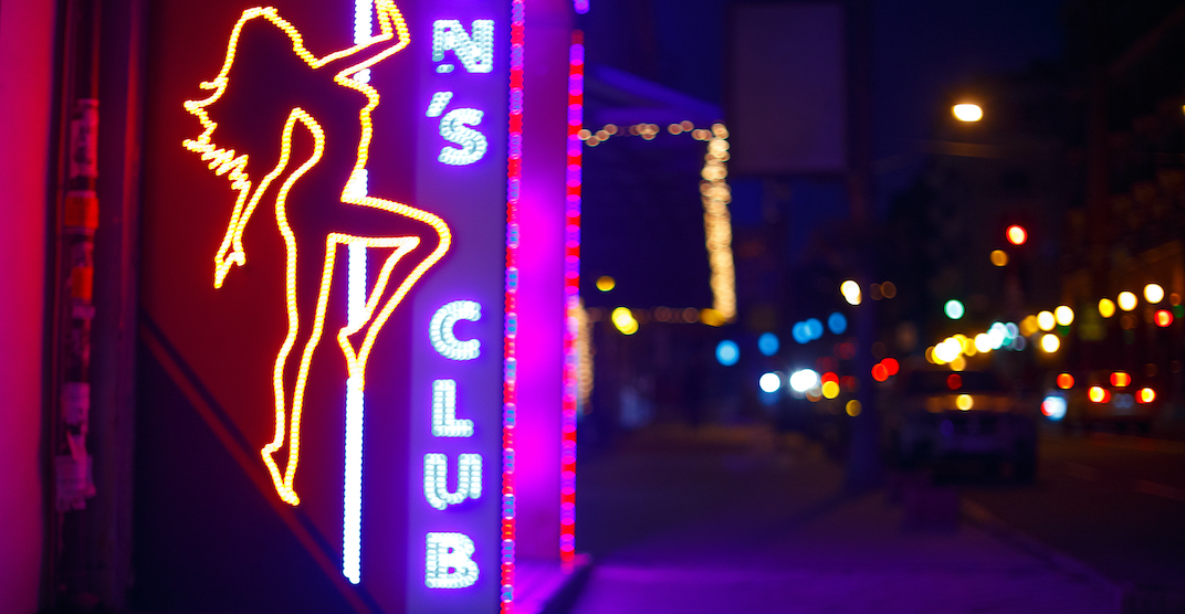 Coronavirus exposure alert issued for Kelowna 'Gentlemen's Club'
