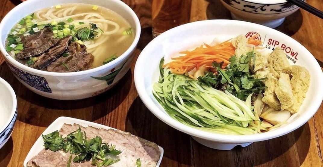 Sip Bowl La Mian offering buy-one-get-one free deal July 30
