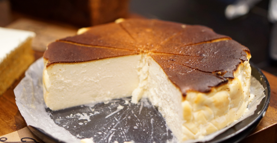 Here's where to get the best cheesecake in Vancouver