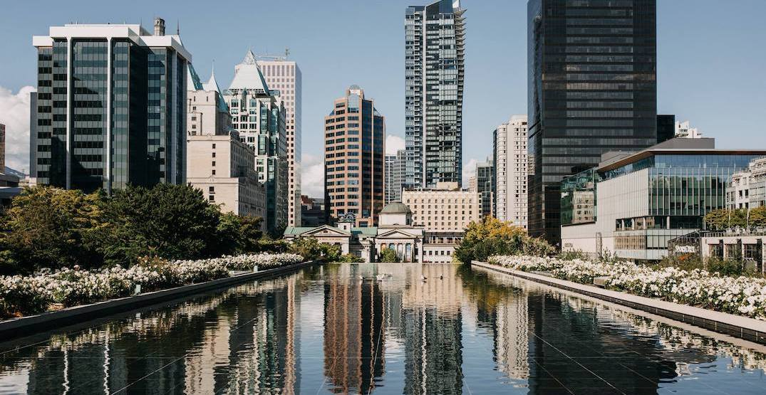 Public viewpoint of Robson Square's reflecting pond to close forever (PHOTOS)