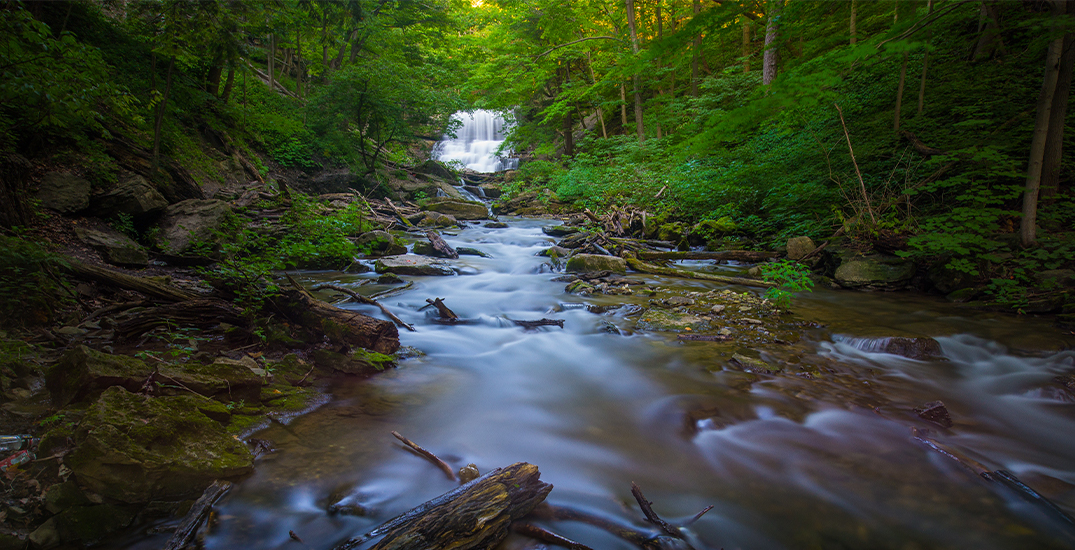 8 waterfalls near Toronto you need to check out this summer (PHOTOS)
