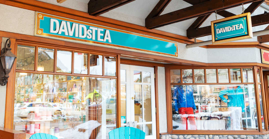 DavidsTea to reopen 18 of its stores across Canada