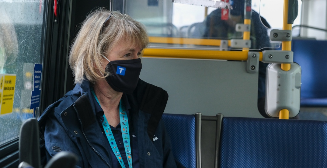 Dr. Bonnie Henry suggests TransLink should implement a mandatory mask policy