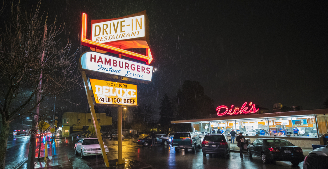 Two Dick's Drive-In locations close after employees test positive for coronavirus