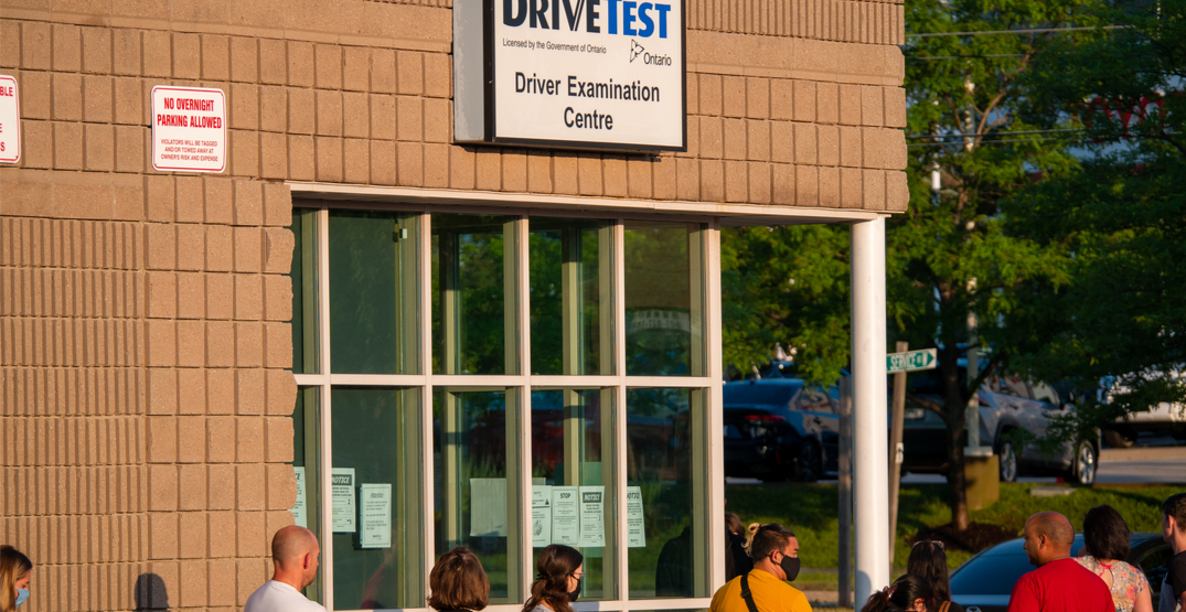 Ontario is reopening more drive testing centres next week