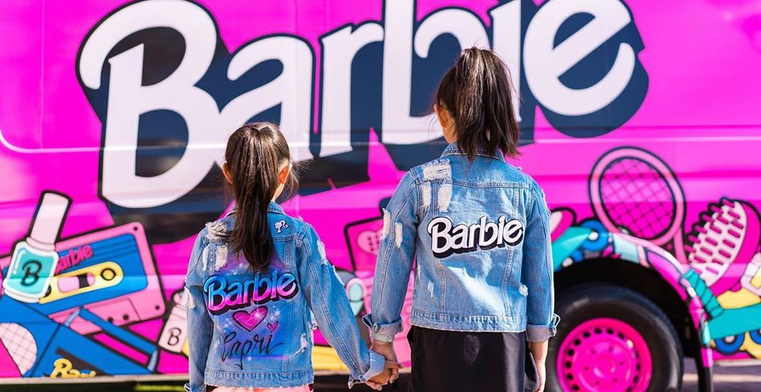 A vintage Barbie truck tour is coming to Seattle next week