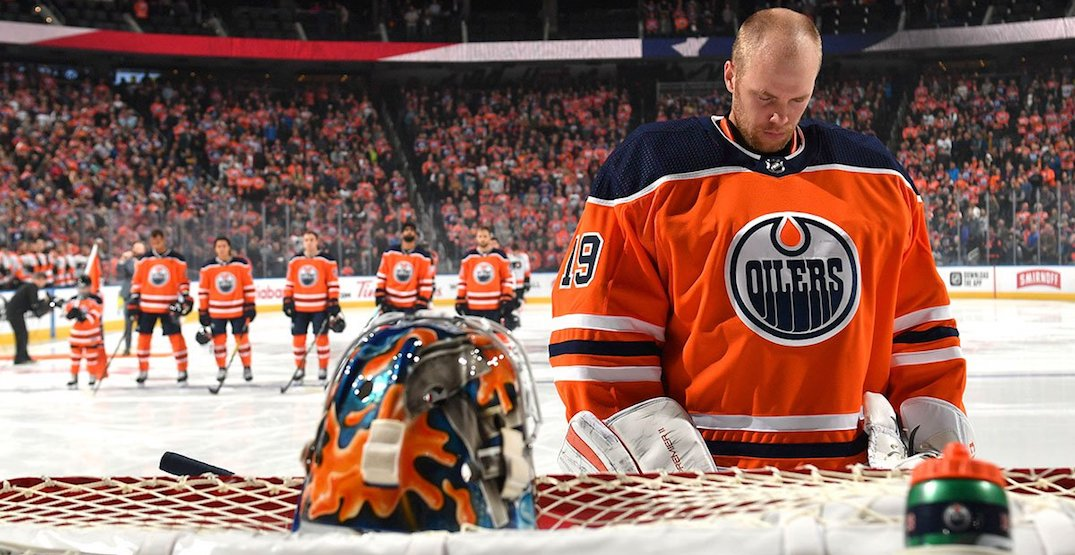 After proving doubters wrong Oilers goalie Koskinen deserves playoff start