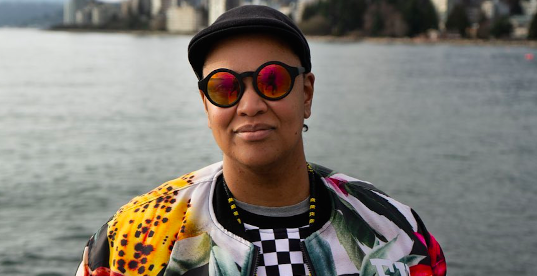 Vancouver Pride Spotlight: Meet Indigenous two-spirit DJ Orene Askew