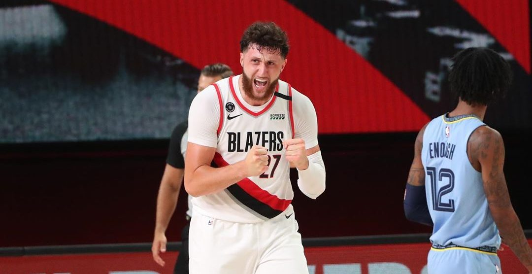 Fans celebrate on social media after first Trail Blazers win in months