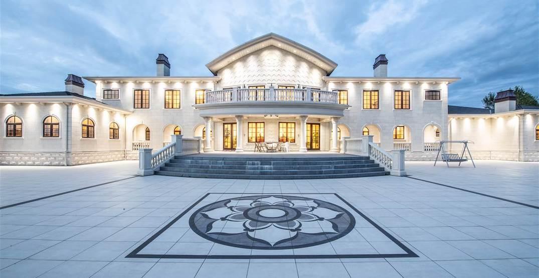 A look inside: Richmond mega-mansion on farmland listed for $22 million (PHOTOS)