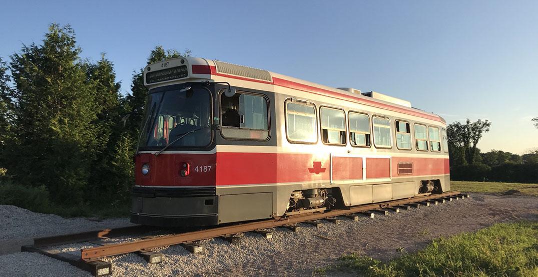 Man buys legacy Toronto streetcar to preserve on his Ontario farm