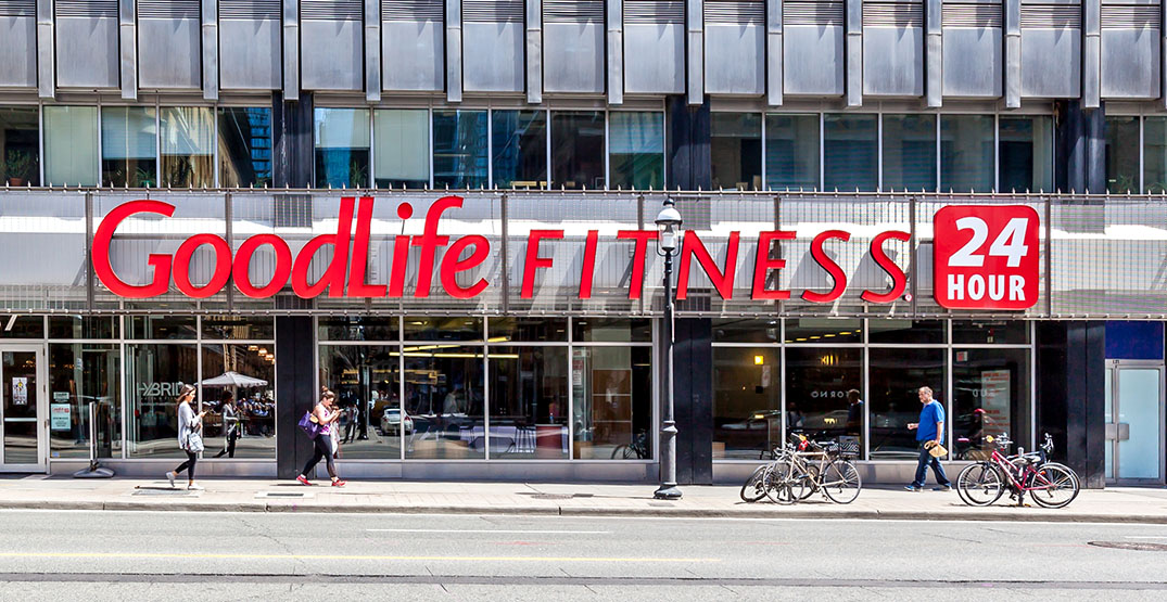 GoodLife Fitness applies for exemption to 50-person limit