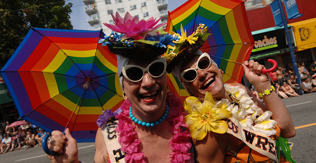 Vancouverites remember Pride celebrations past on virtual parade day