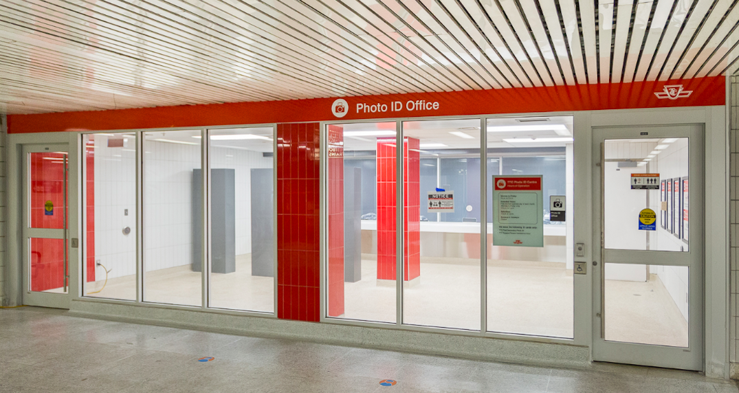 New accessible TTC Photo ID Office opens at Bathurst Station