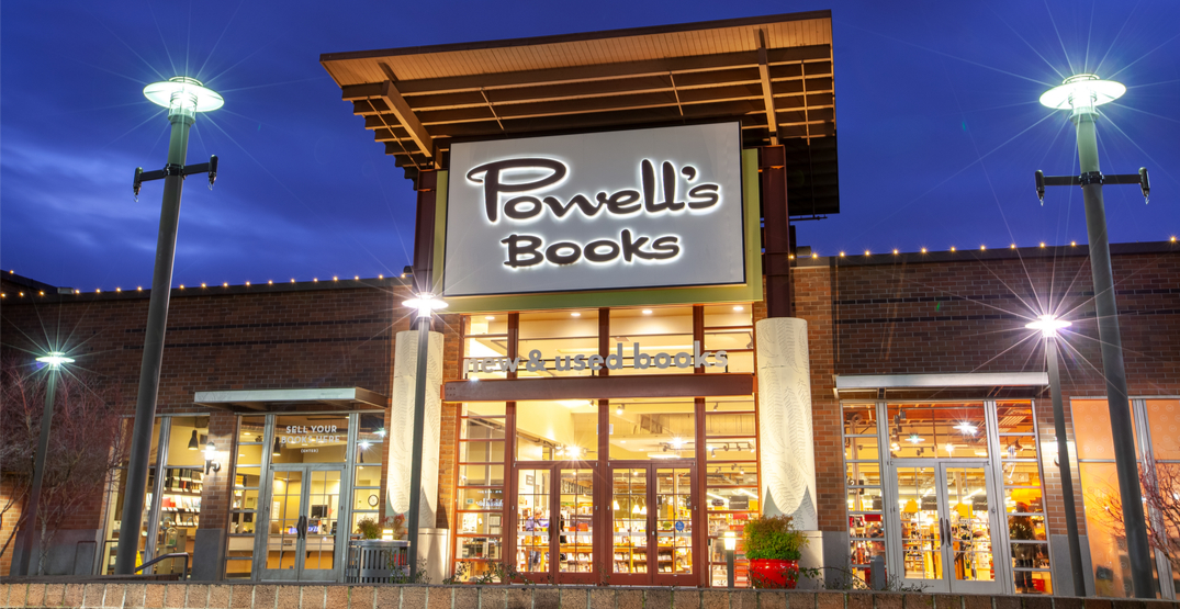 Powell's Books to reopen Cedar Hills location with limited hours