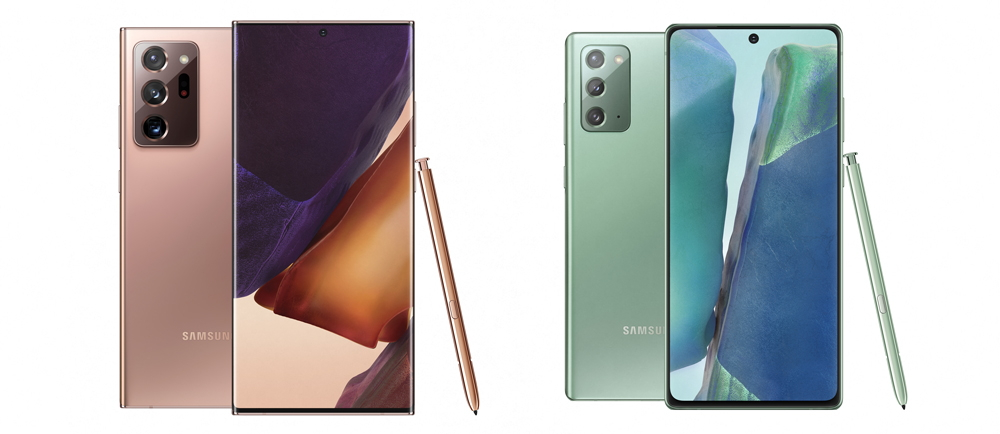 Note 20 and Note 20 Ultra Virtual Unpacked 2020 Lead main