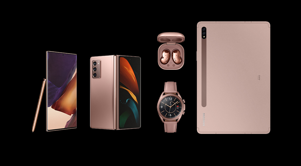 Everything else announced at the Samsung Unpacked event