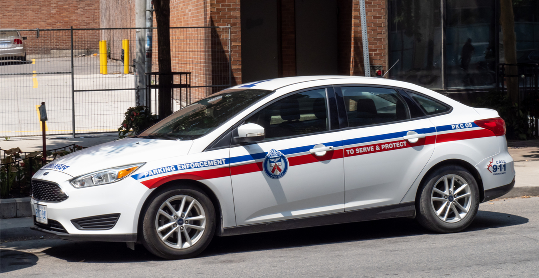 Toronto Police to resume giving out rush hour parking tickets next week