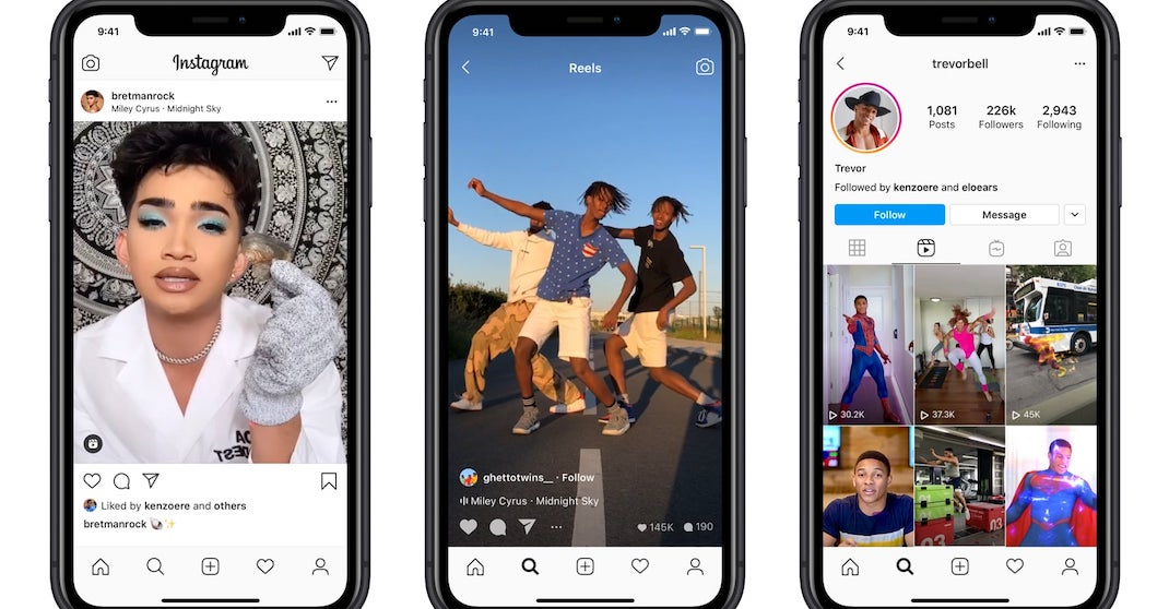 Instagram launches multi-clip video editing feature to rival Tik Tok