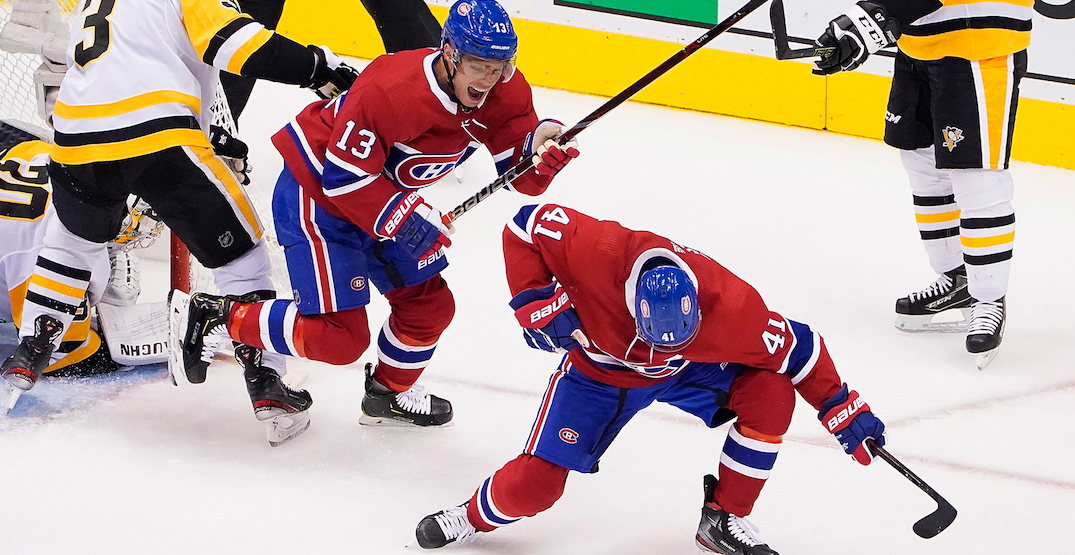 Canadiens comeback pushes Penguins to brink of elimination