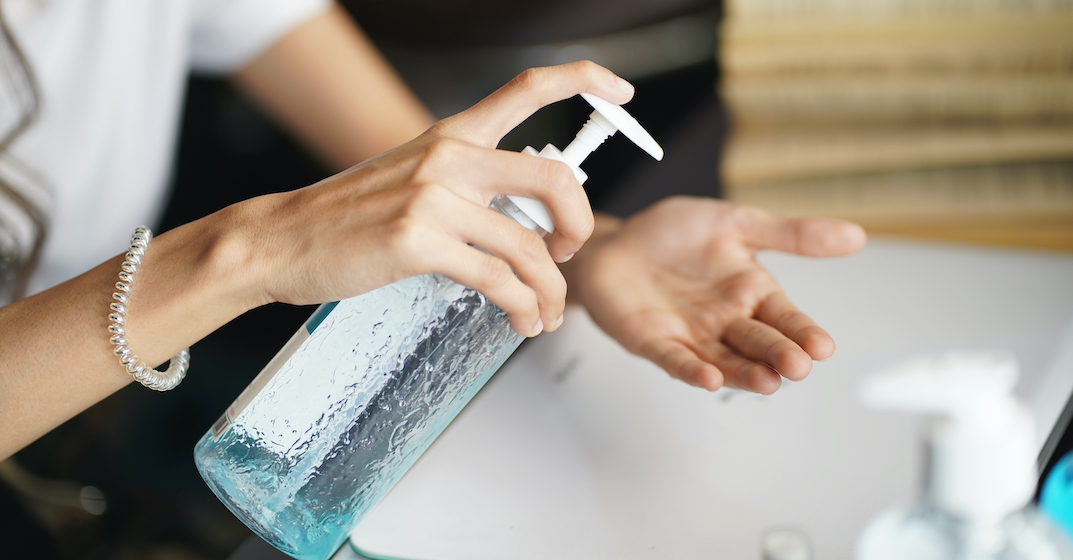 Health Canada now recalling more than 50 hand sanitizers