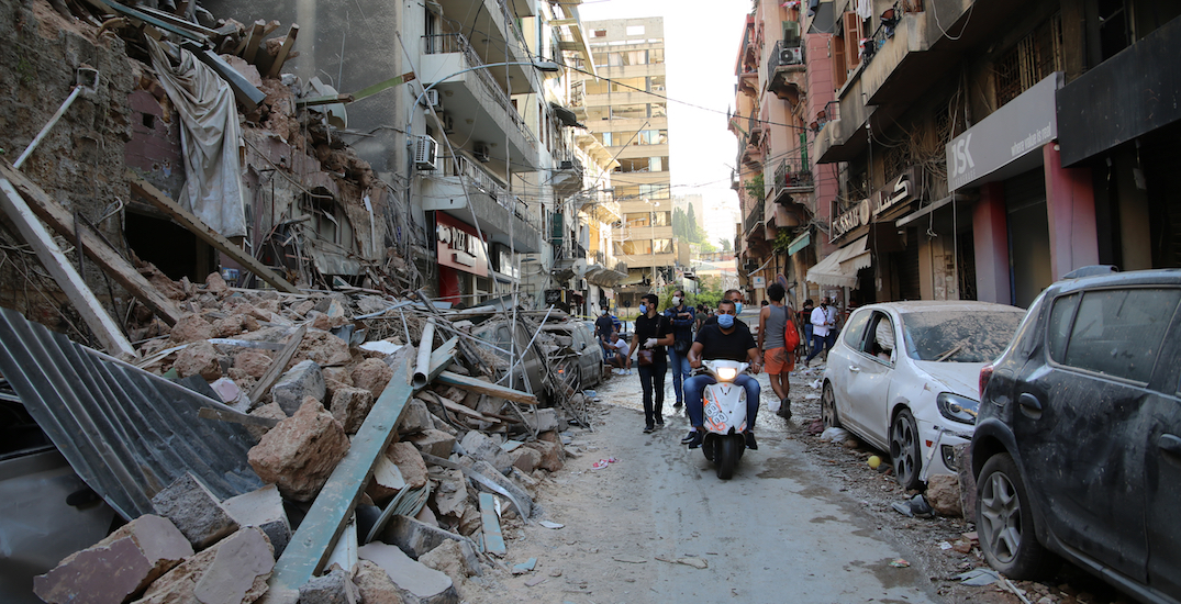 Canada provides $5 million in aid to Beirut after fatal explosion