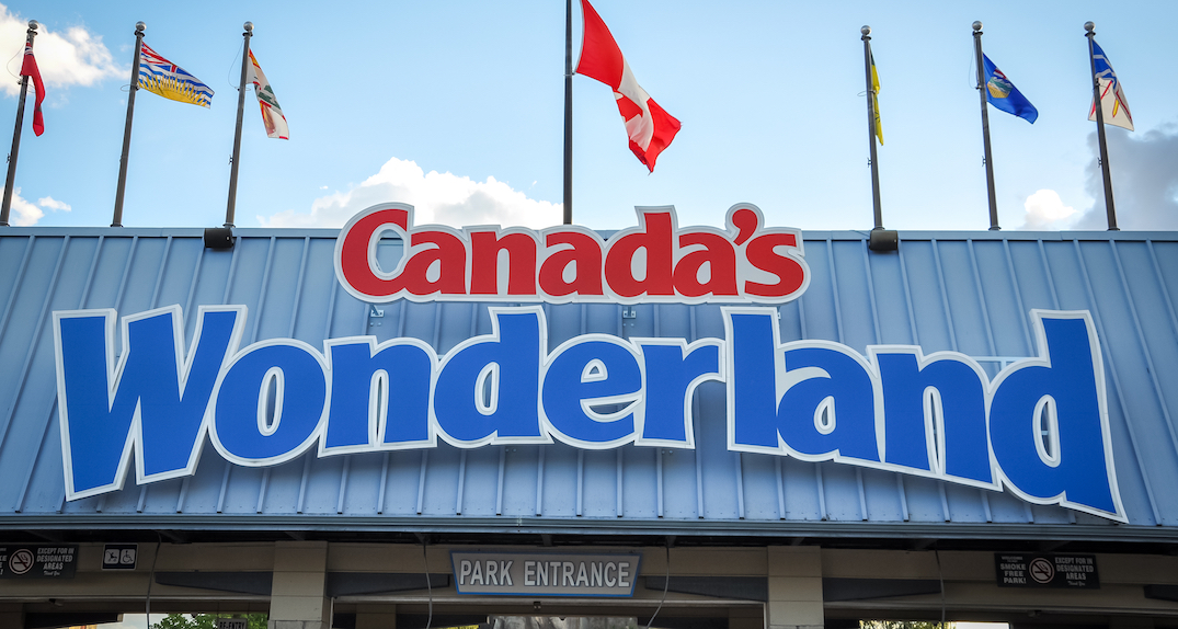 Drive-thru COVID-19 vaccination clinic to open at Canada's Wonderland