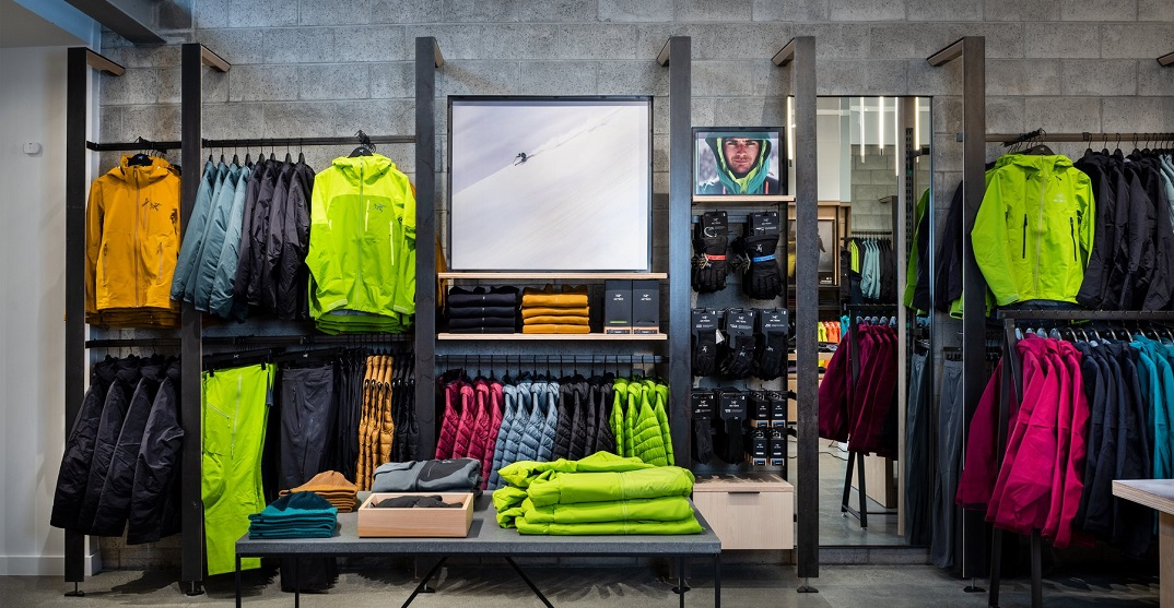 Arc'teryx opens new Calgary location in Chinook Centre