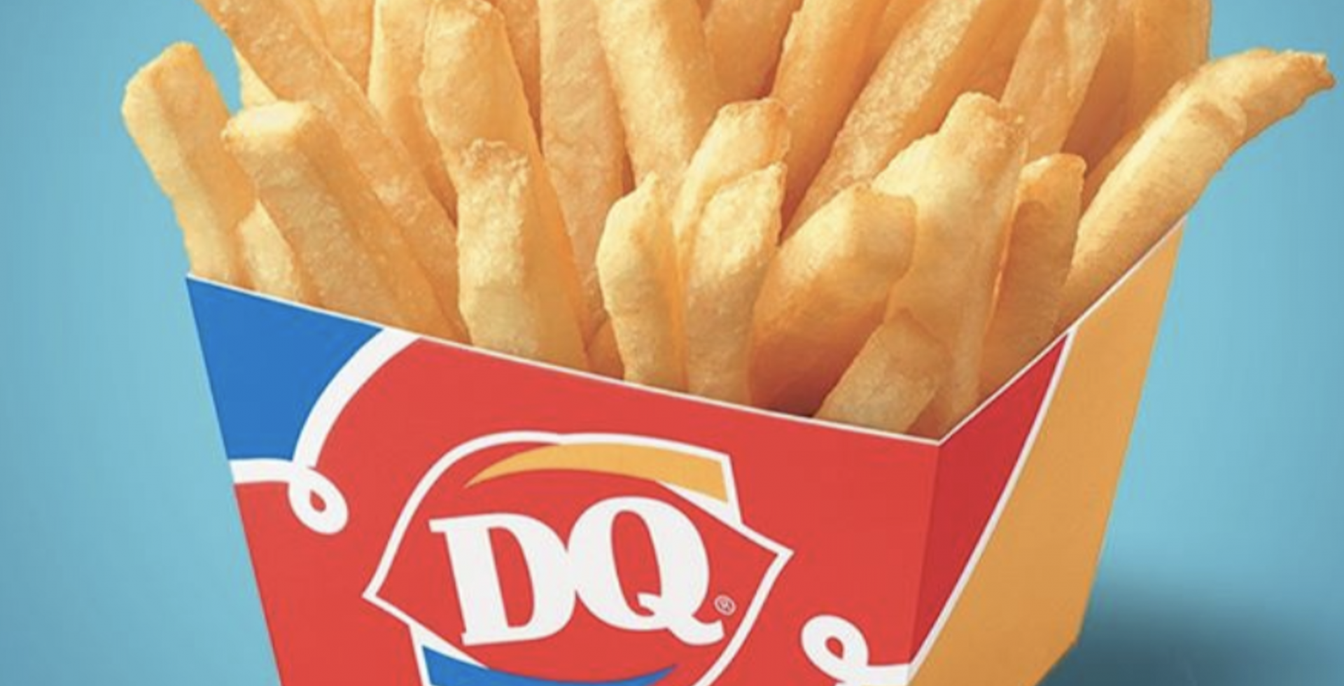 Dairy Queen is offering FREE fries until September