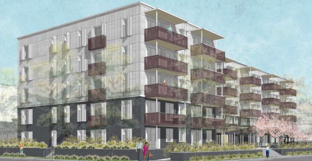Regional District to build 63 affordable homes in Port Coquitlam